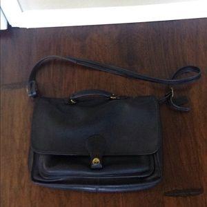 Authentic Coach Briefcase